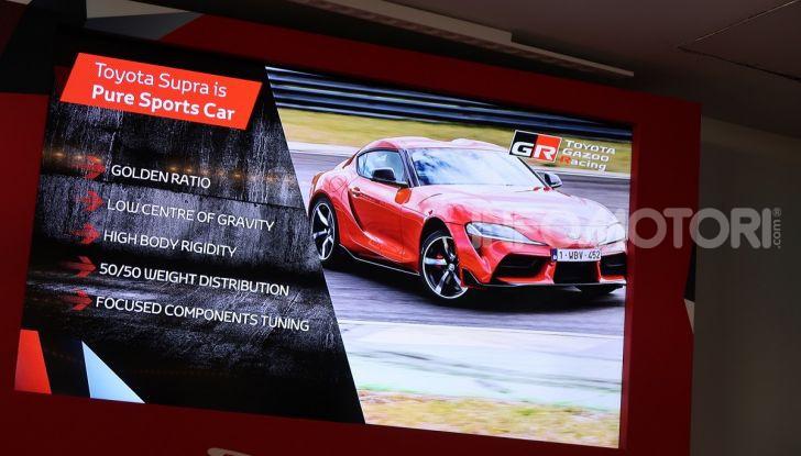 [VIDEO] Prova Toyota GR Supra 2020: tutto quello che dovete sapere! - Foto 59 di 66