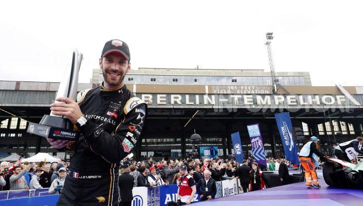 Jean-Éric Vergne conquista un nuovo podio a Berlino - Foto 1 di 4