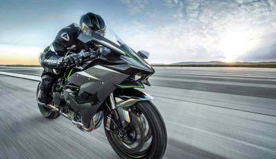 Le 5 moto più potenti sul mercato: ecco quali sono