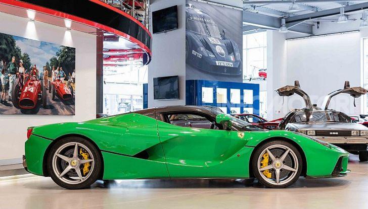 Kermit Ferrari LaFerrari di Jay Kay in vendita - Foto 2 di 13
