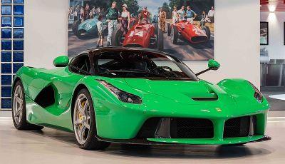 Kermit Ferrari LaFerrari di Jay Kay in vendita