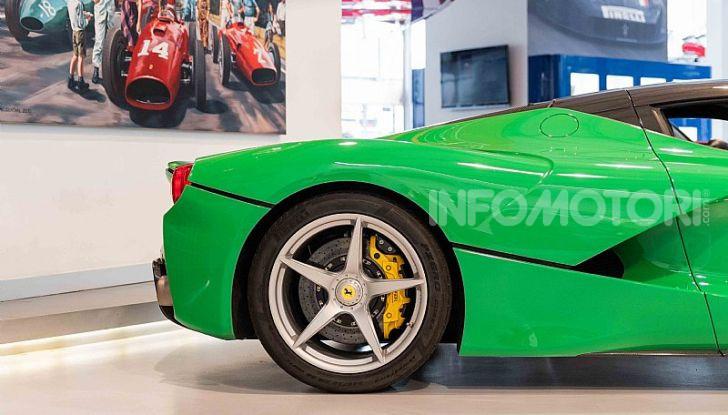 Kermit Ferrari LaFerrari di Jay Kay in vendita - Foto 11 di 13