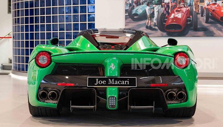 Kermit Ferrari LaFerrari di Jay Kay in vendita - Foto 3 di 13