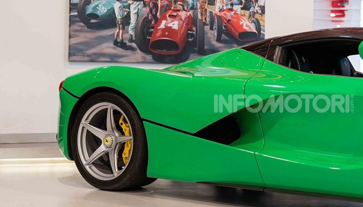 Kermit Ferrari LaFerrari di Jay Kay in vendita - Foto 8 di 13