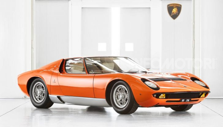 Ritrovata la Lamborghini Miura del film The Italian Job (1969) - Foto 1 di 9