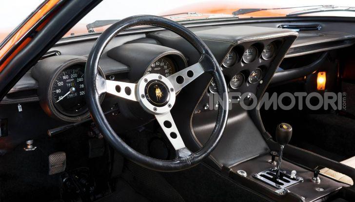 Ritrovata la Lamborghini Miura del film The Italian Job (1969) - Foto 9 di 9