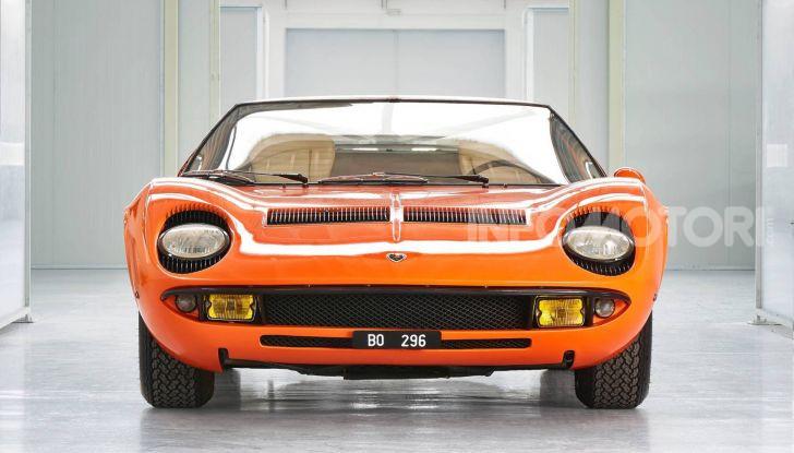 Ritrovata la Lamborghini Miura del film The Italian Job (1969) - Foto 3 di 9