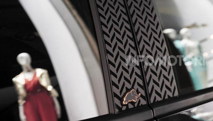 Lancia Ypsilon Black and Noir, serie speciale da 9.100 euro - Foto 27 di 40