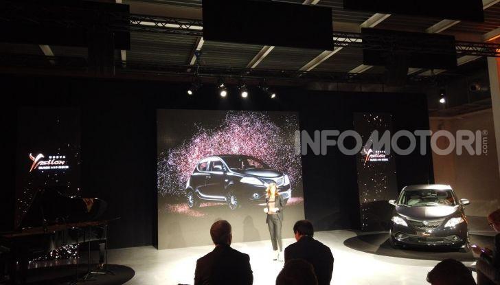 Lancia Ypsilon Black and Noir, serie speciale da 9.100 euro - Foto 40 di 40