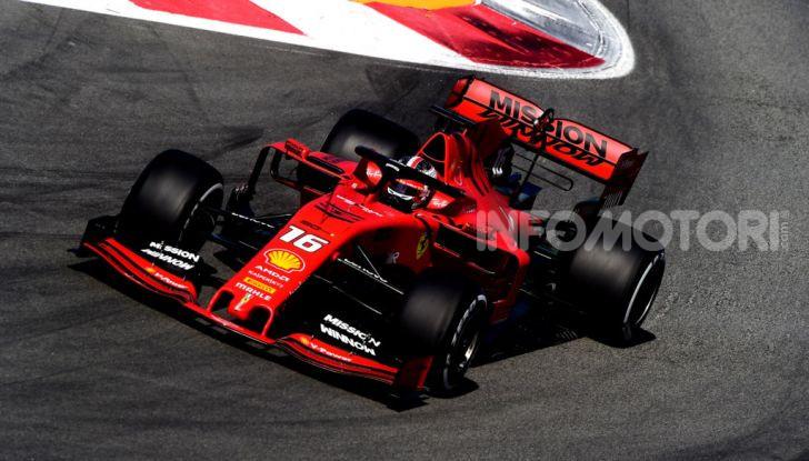 F1 2019 Test Barcellona, Day 2: Mazepin e la Mercedes davanti a tutti, Fuoco terzo con la Ferrari seguito da Leclerc - Foto 17 di 20