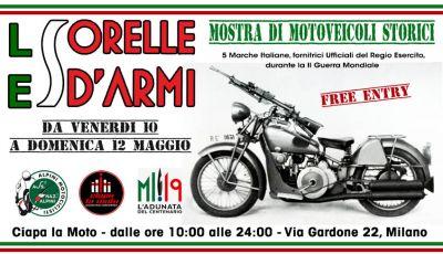 Alpini Motociclisti a Milano, 10-12 maggio