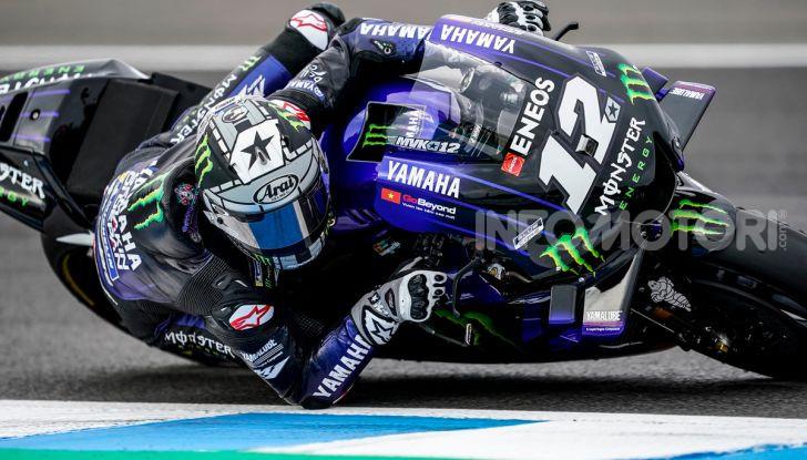 MotoGP 2019 GP di Francia, Le Mans: Vinales e la Yamaha dominano le libere del venerdì, Rossi in difficoltà - Foto 6 di 19