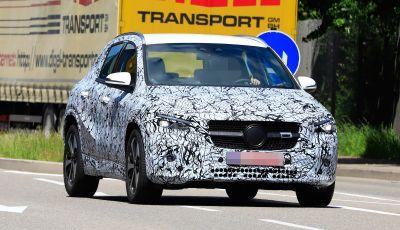 Mercedes GLA 2021, prime informazioni e foto della seconda generazione