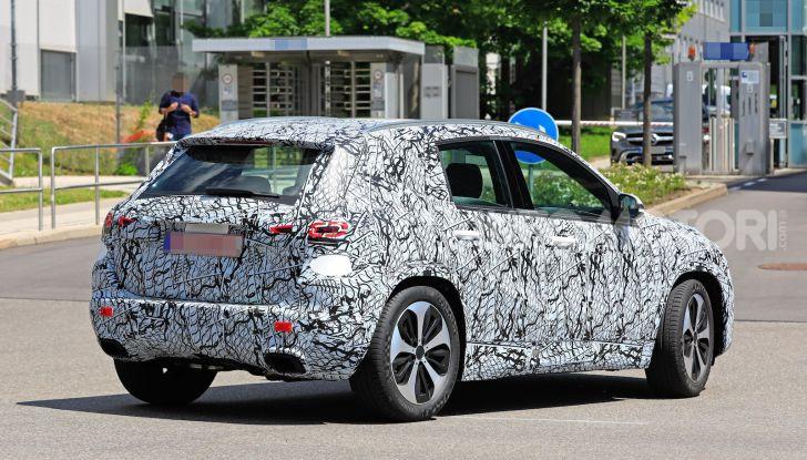 Mercedes GLA 2021, prime informazioni e foto della seconda generazione - Foto 18 di 26
