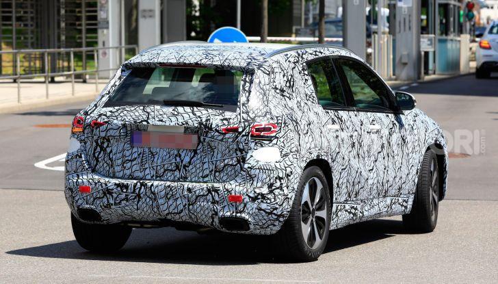 Mercedes GLA 2021, prime informazioni e foto della seconda generazione - Foto 16 di 26
