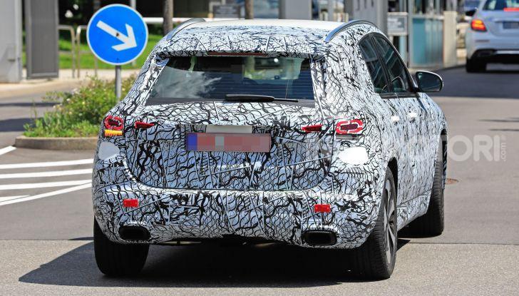 Mercedes GLA 2021, prime informazioni e foto della seconda generazione - Foto 3 di 26