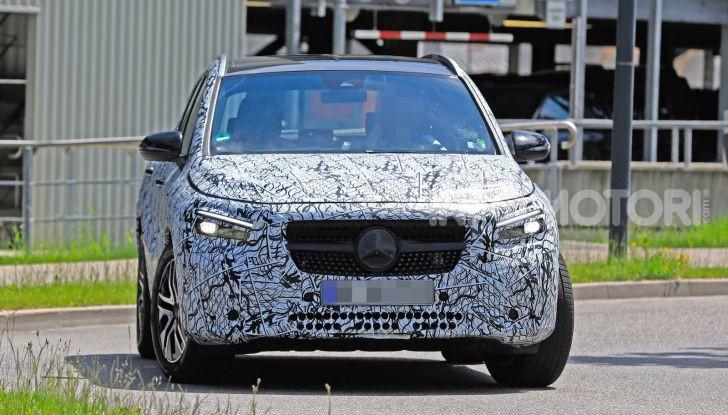 Mercedes GLA 2021, prime informazioni e foto della seconda generazione - Foto 21 di 26