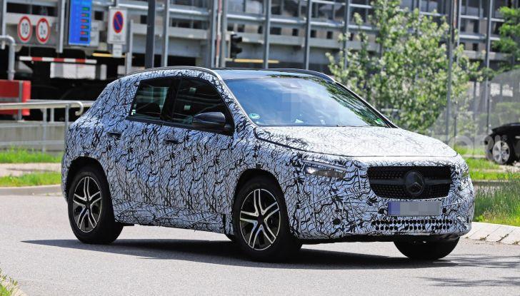 Mercedes GLA 2021, prime informazioni e foto della seconda generazione - Foto 24 di 26