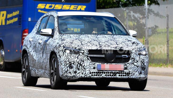 Mercedes GLA 2021, prime informazioni e foto della seconda generazione - Foto 4 di 26