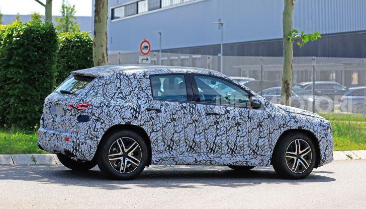 Mercedes GLA 2021, prime informazioni e foto della seconda generazione - Foto 25 di 26