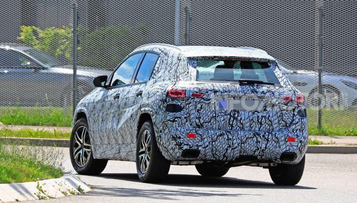 Mercedes GLA 2021, prime informazioni e foto della seconda generazione - Foto 22 di 26