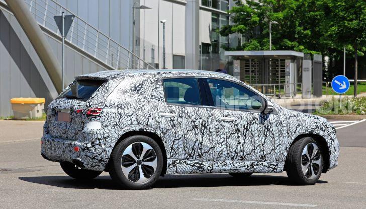 Mercedes GLA 2021, prime informazioni e foto della seconda generazione - Foto 15 di 26