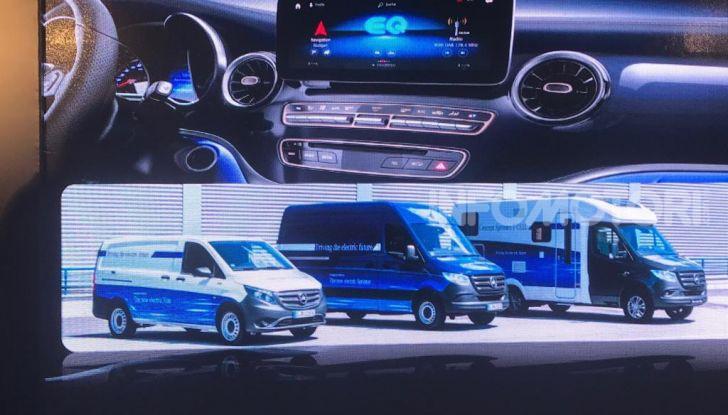 Mercedes-Benz protagonista nel mondo delle flotte con Diesel ed elettrificate - Foto 2 di 7
