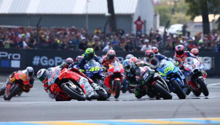 Orari MotoGP 2019, Le Mans: il GP di Francia in Diretta Sky e Differita TV8 - Foto 16 di 22