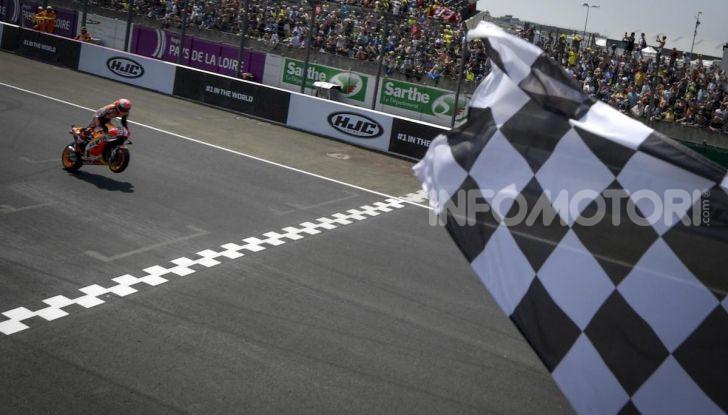 Orari MotoGP 2019, Le Mans: il GP di Francia in Diretta Sky e Differita TV8 - Foto 9 di 22