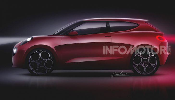 Si ferma la produzione di Alfa Romeo MiTO, al suo posto un SUV compatto - Foto 1 di 4