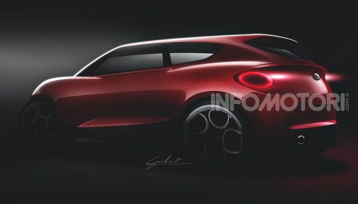 Si ferma la produzione di Alfa Romeo MiTO, al suo posto un SUV compatto - Foto 2 di 4