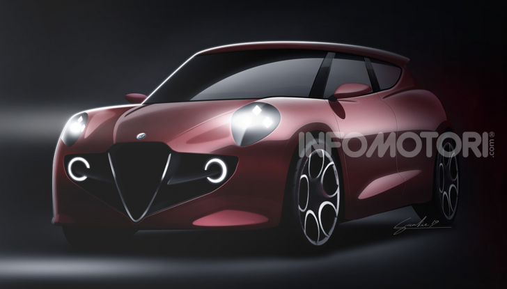 Si ferma la produzione di Alfa Romeo MiTO, al suo posto un SUV compatto - Foto 3 di 4