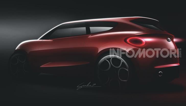 Si ferma la produzione di Alfa Romeo MiTO, al suo posto un SUV compatto - Foto 4 di 4