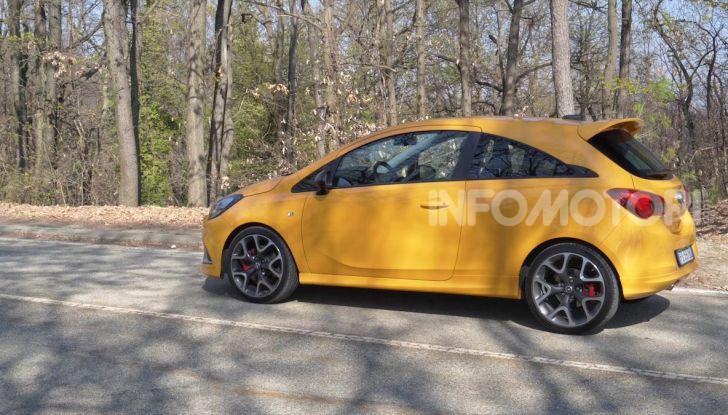 Opel Corsa GSi, la piccola tedesca diventa sportiva - Foto 10 di 14