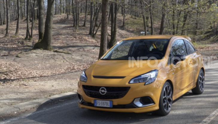 Opel Corsa GSi, la piccola tedesca diventa sportiva - Foto 12 di 14