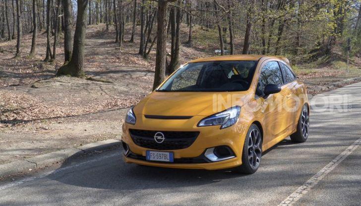Opel Corsa GSi, la piccola tedesca diventa sportiva - Foto 13 di 14