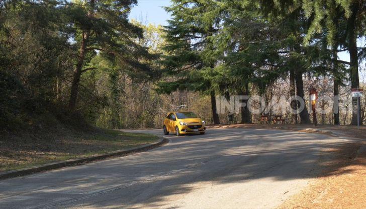 Opel Corsa GSi, la piccola tedesca diventa sportiva - Foto 14 di 14