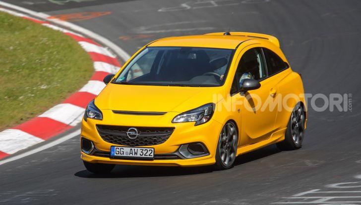 Opel Corsa GSi, la piccola tedesca diventa sportiva - Foto 2 di 14