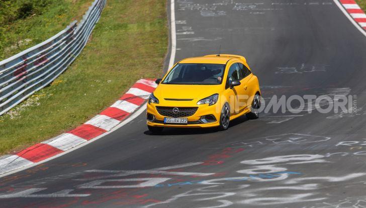 Opel Corsa GSi, la piccola tedesca diventa sportiva - Foto 5 di 14