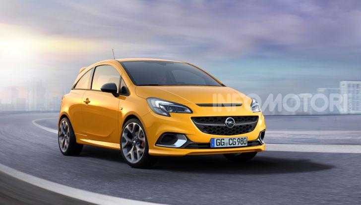 Opel Corsa GSi, la piccola tedesca diventa sportiva - Foto 6 di 14