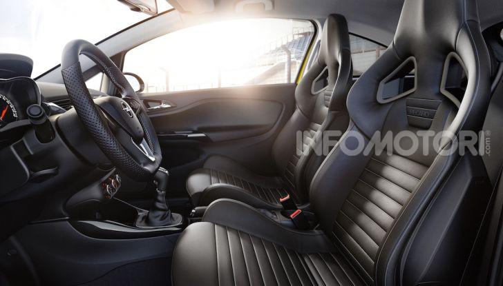Opel Corsa GSi, la piccola tedesca diventa sportiva - Foto 8 di 14