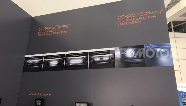 Osram illumina coi LED ma pensa anche alla guida autonoma - Foto 18 di 21