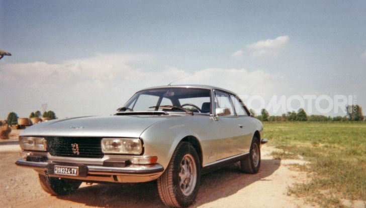 PRV, il progetto del mancato 8 cilindri Peugeot - Foto 2 di 9