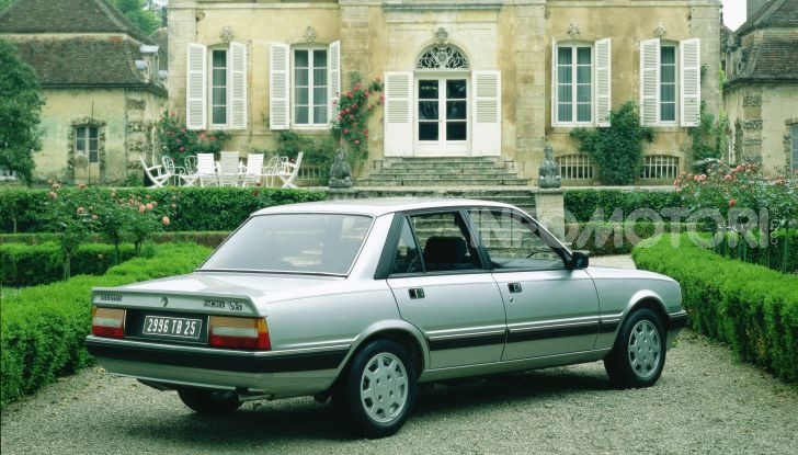 PRV, il progetto del mancato 8 cilindri Peugeot - Foto 3 di 9