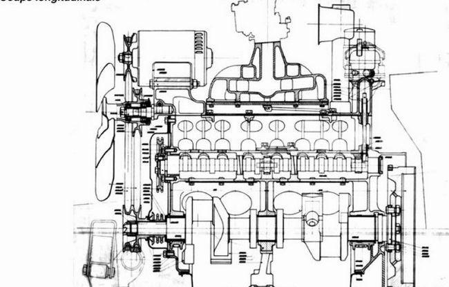 PRV, il progetto del mancato 8 cilindri Peugeot - Foto 8 di 9