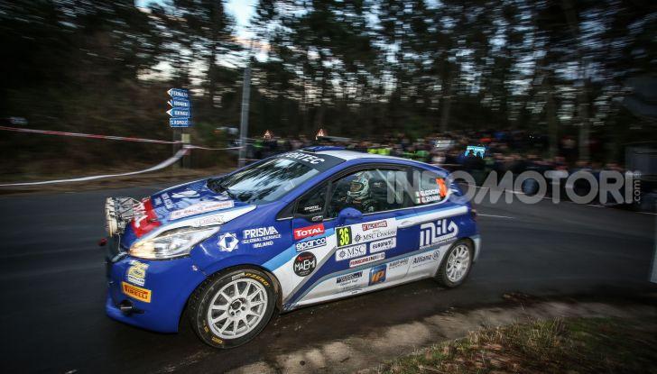 Peugeot Competition al Sanremo – dal maltempo spunta ancora Davide Nicelli - Foto 3 di 5