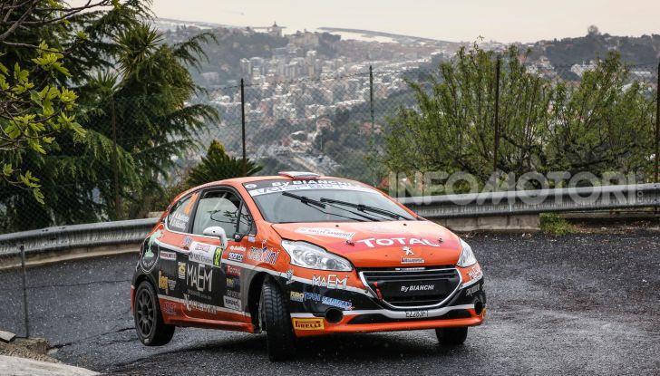 Peugeot Competition al Sanremo – dal maltempo spunta ancora Davide Nicelli - Foto 5 di 5