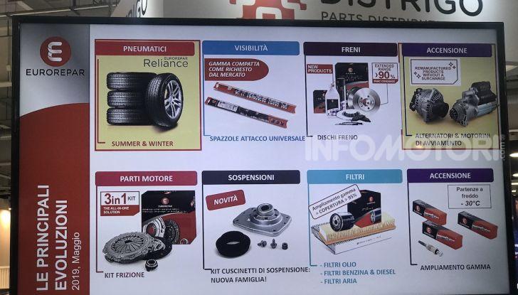 Distrigo e Eurorepar Car Service, le strategie di distribuzione ed assistenza multibrand di PSA - Foto 5 di 22