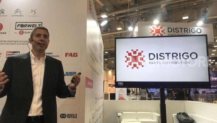 Distrigo e Eurorepar Car Service, le strategie di distribuzione ed assistenza multibrand di PSA - Foto 6 di 22