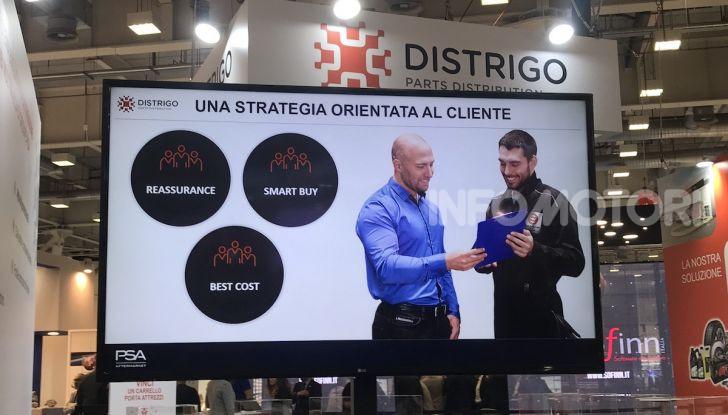 Distrigo e Eurorepar Car Service, le strategie di distribuzione ed assistenza multibrand di PSA - Foto 1 di 22